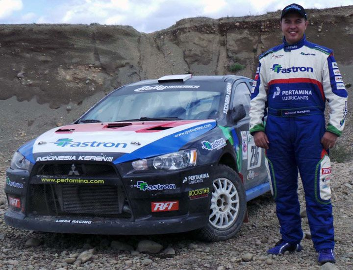 Rifat Sungkar Siap Balap Di Rally America 2013 Seri 5 Info Bosmobil Mobil