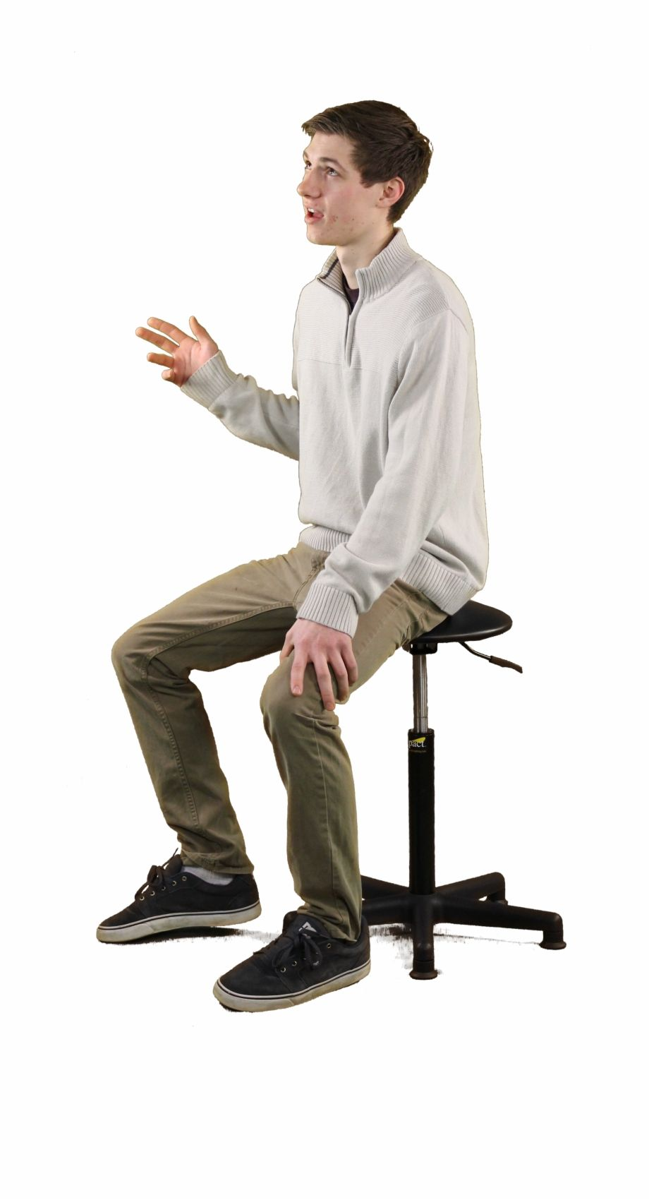 Png Person Talking People Cutout People Png People Sitting Png