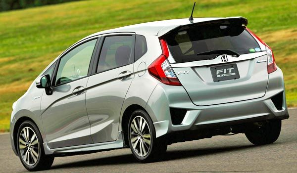 Honda Fit 2014 Loaded With The Most Advanced Honda Technology Honda Fit Hybrid Honda Fit 2015 Honda Fit