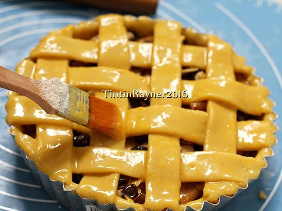 Resep Apple Pie So Good Step By Step Oleh Tintin Rayner Resep Pie Apel Makanan Dan Minuman Makanan
