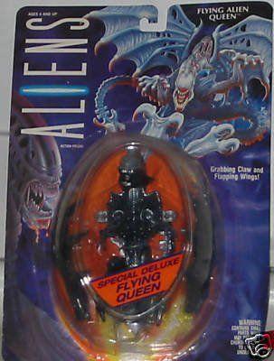 Aliens Special Deluxe Flying Alien Queen By Kenner 2999 Aliens