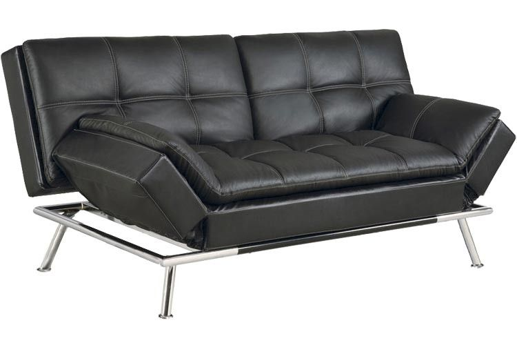 Leather futon sofa bed and its benefits | Futon sofa bed ...