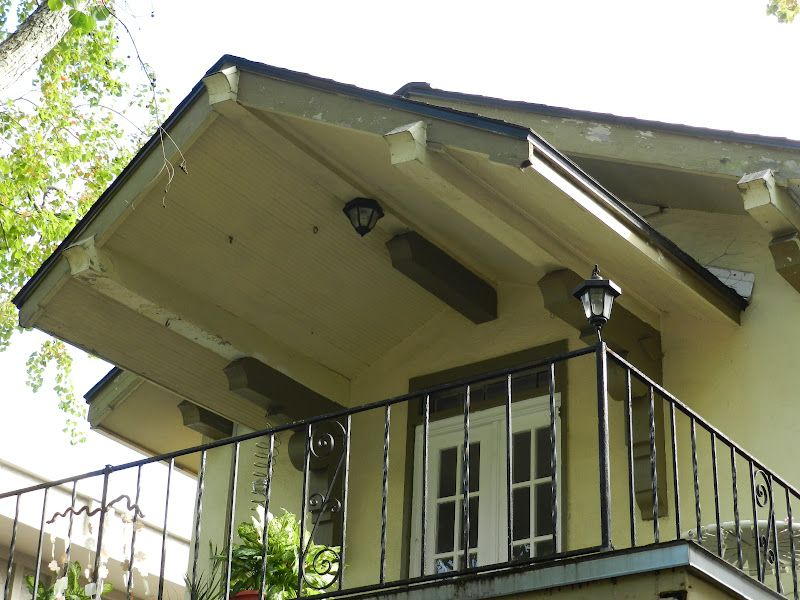 Cantilevered Gable Roof Garage Remodel Pinterest