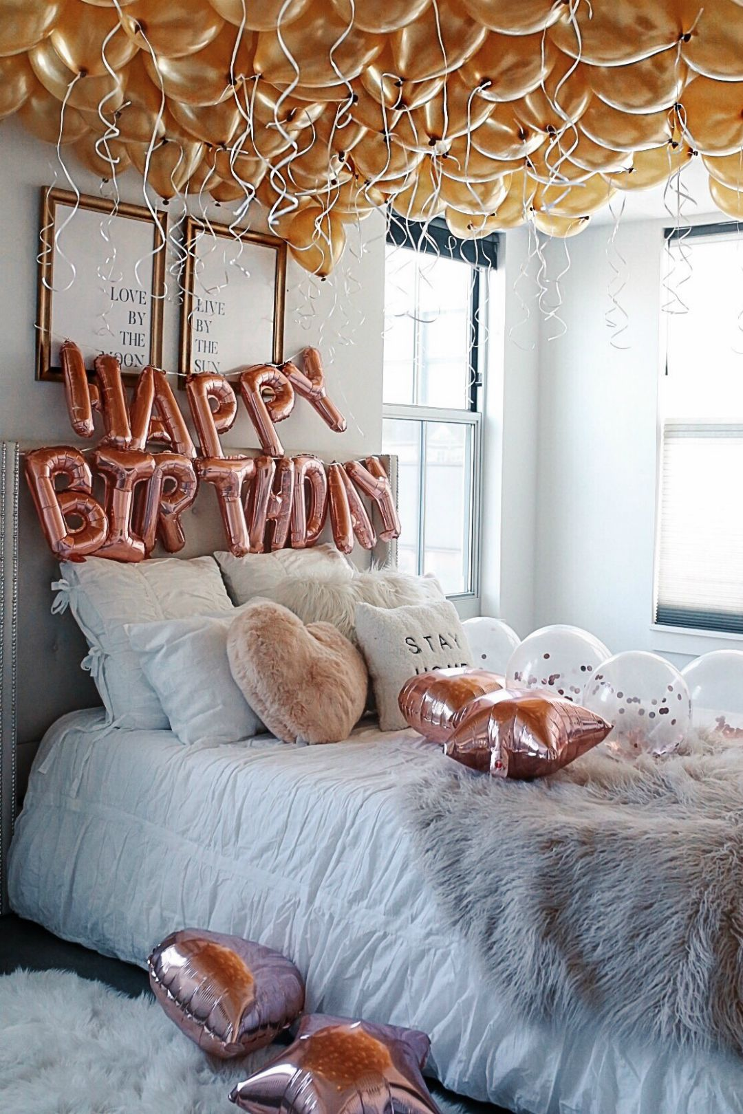 Instagram Round Up Holiday Decor The House Of Sequins Birthday Room Decorations Living Room Inspiration Grey Decor