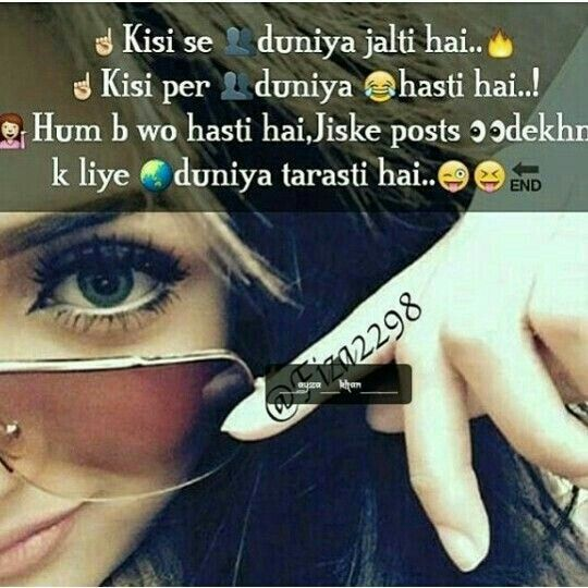 Pin By Angel Richa Arora On Quotes For Girls Pinterest Attitude
