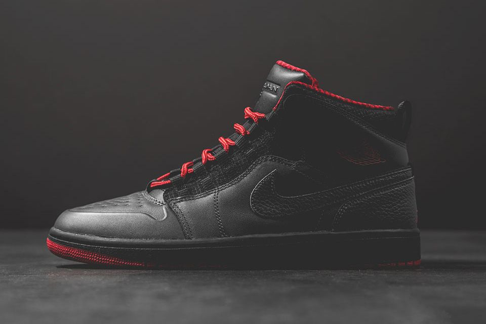 air jordan 1 retro 99 black\/gym red-white-anthracite