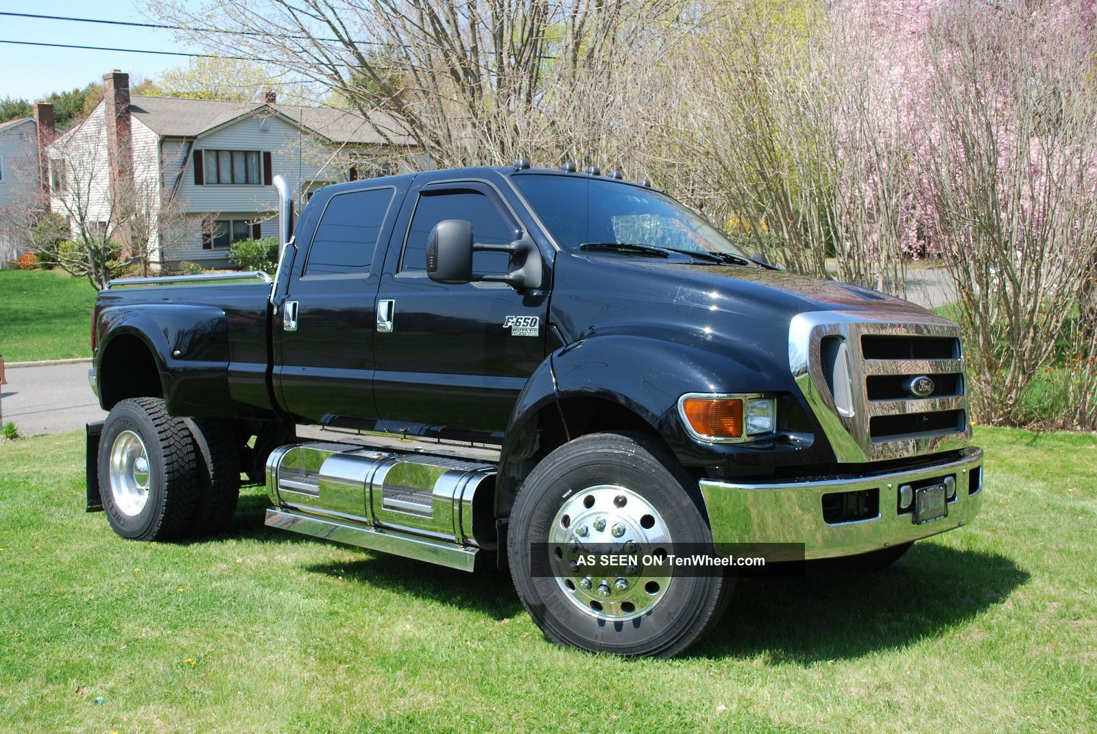 Ford trucks 2008 ford f 650 dominator truck other pickups photo