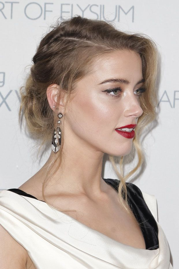 Amber Heard - Art Of Elysium HEAVEN Gala - Red Carpet Fashion Awards