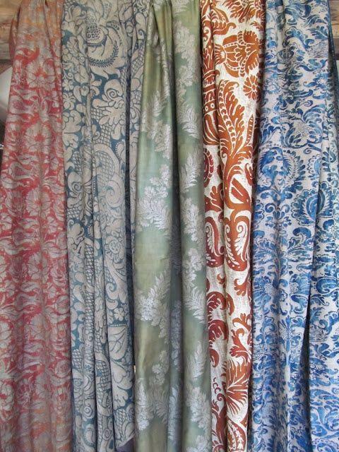 Love Fortuny fabric