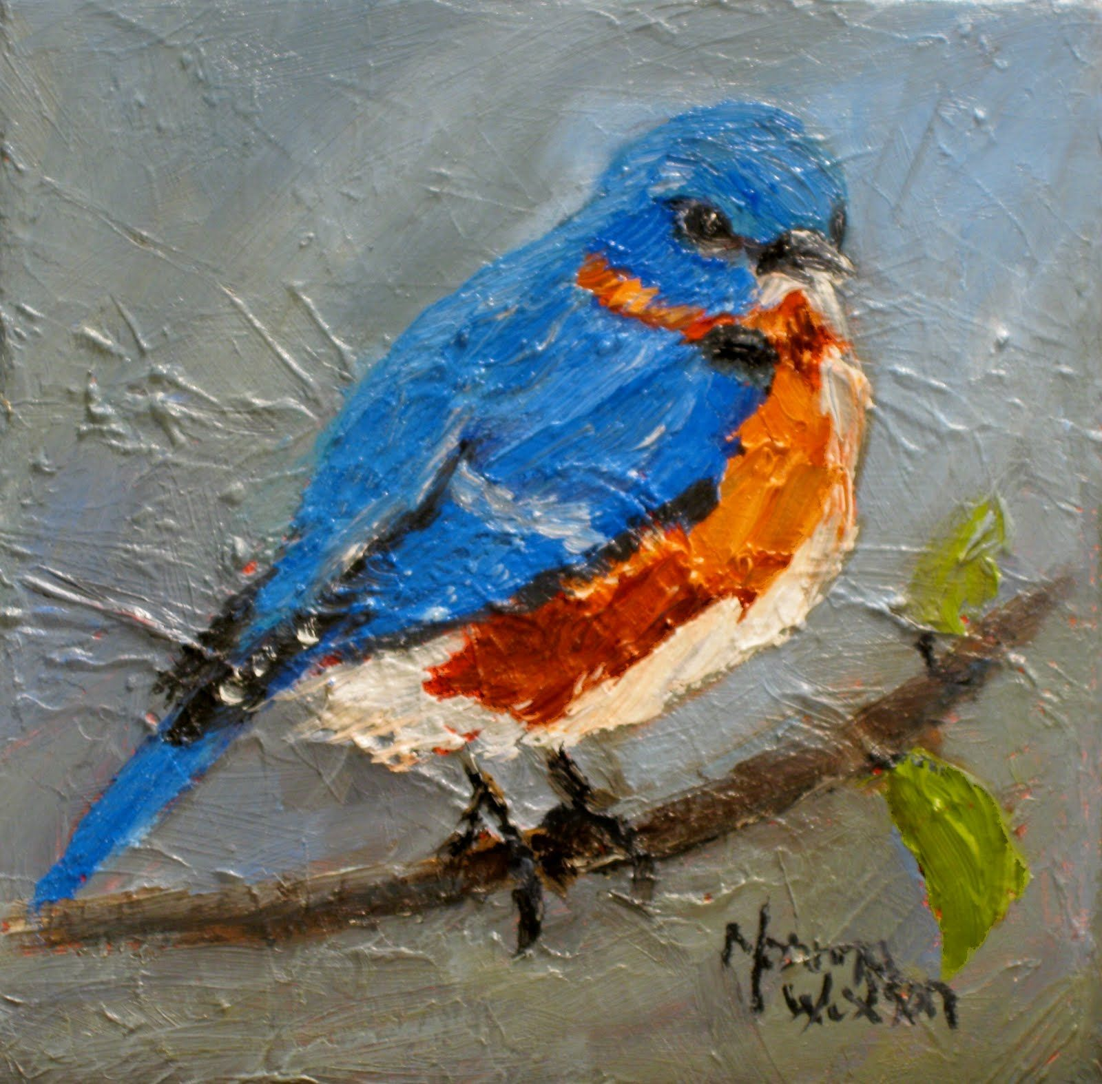 17 Best images about paintings: Birds on Pinterest | Acrylics ...