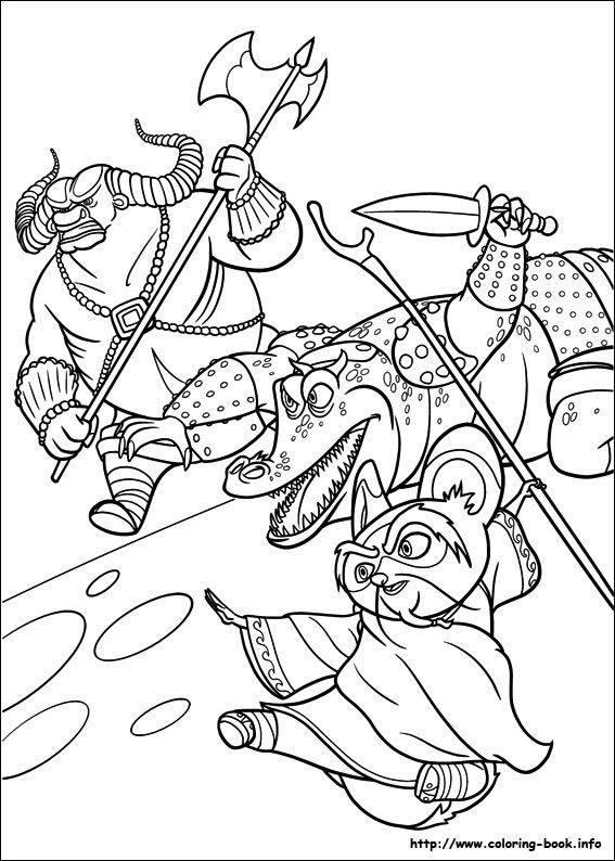 Kung Fu Panda 2 Coloring Picture Panda Coloring Pages Farm Animal Coloring Pages Animal Coloring Pages