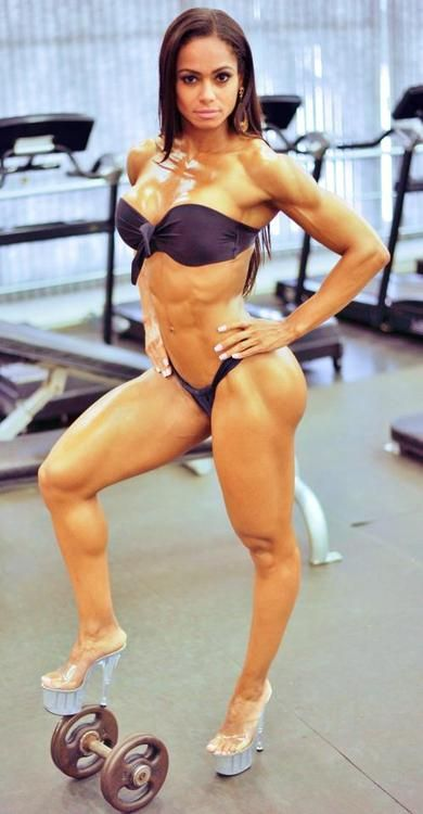 Impudence! Here abby marie fitness goddess