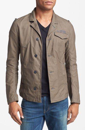 G Star Raw 'Parry' Blazer | Blazers for men, Jackets, G star raw