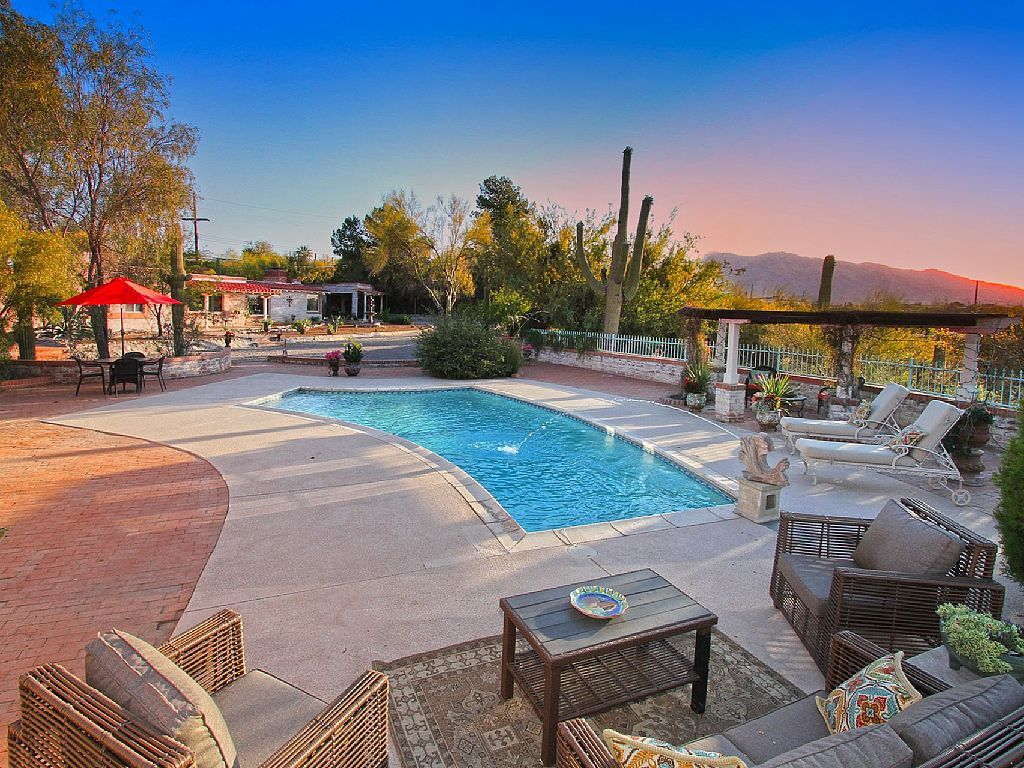 House Vacation Rental In Tucson Az Usa From Vrb O To Have A