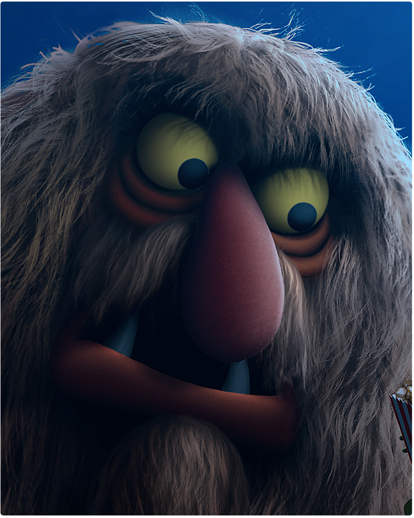 sweetums! My favorite Muppet!