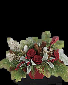 Teleflora Christmas Catalog 2021 Teleflora S Mercury Glass Bowl Bouquet Teleflora In 2021 Christmas Flower Arrangements Holiday Centerpieces Christmas Flowers