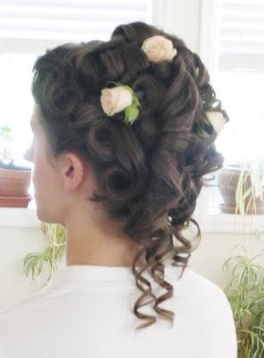 Victorian Wedding Hairstyles On Lolita And Burlesque Dancers Too