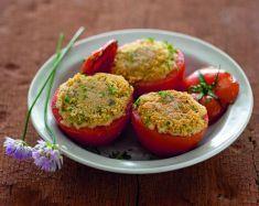 Pomodori farciti alla provenzale ricetta pinterest cucina