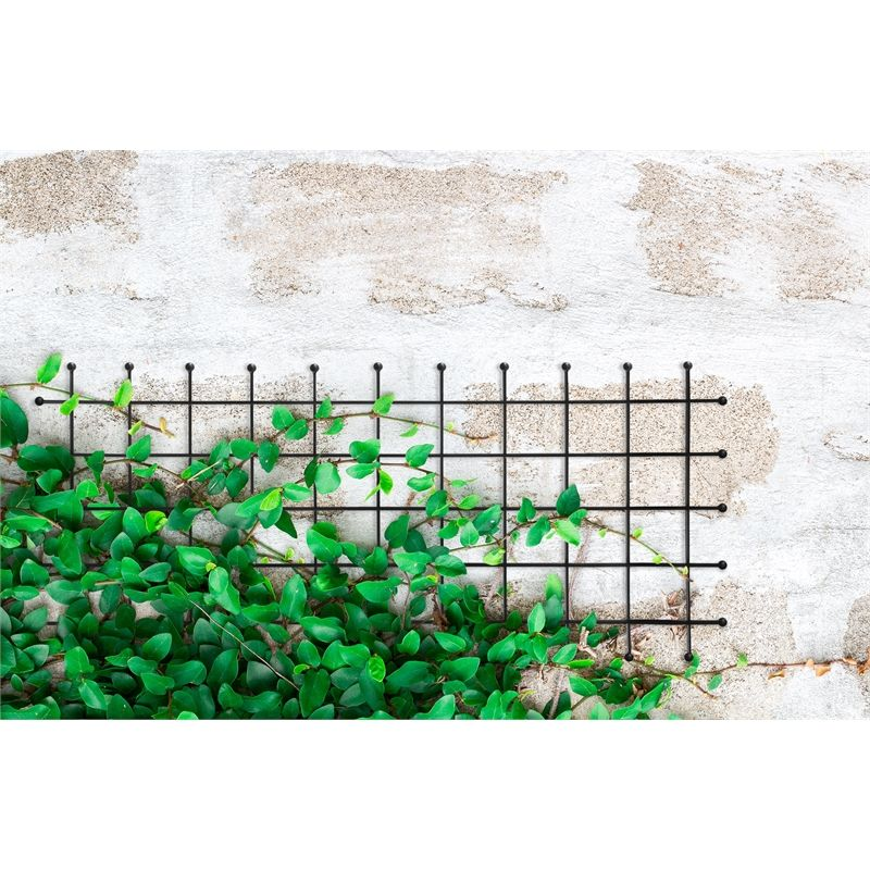 Find Whites 1800mm Wire Mesh Chelsea Trellis Handy Panel at Bunnings ...