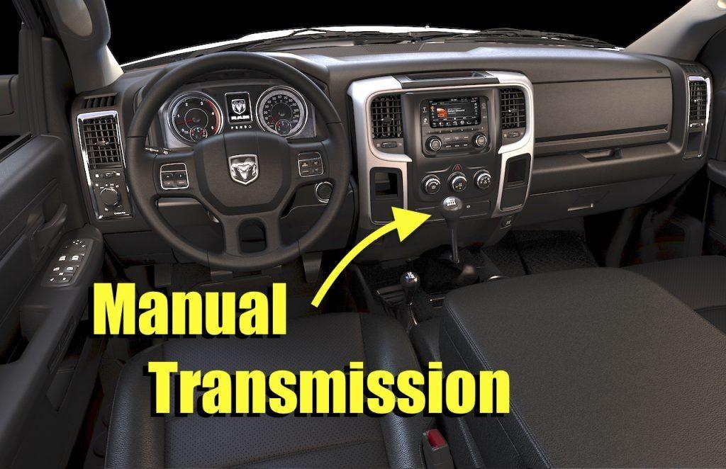 Dodge Manual Transmission