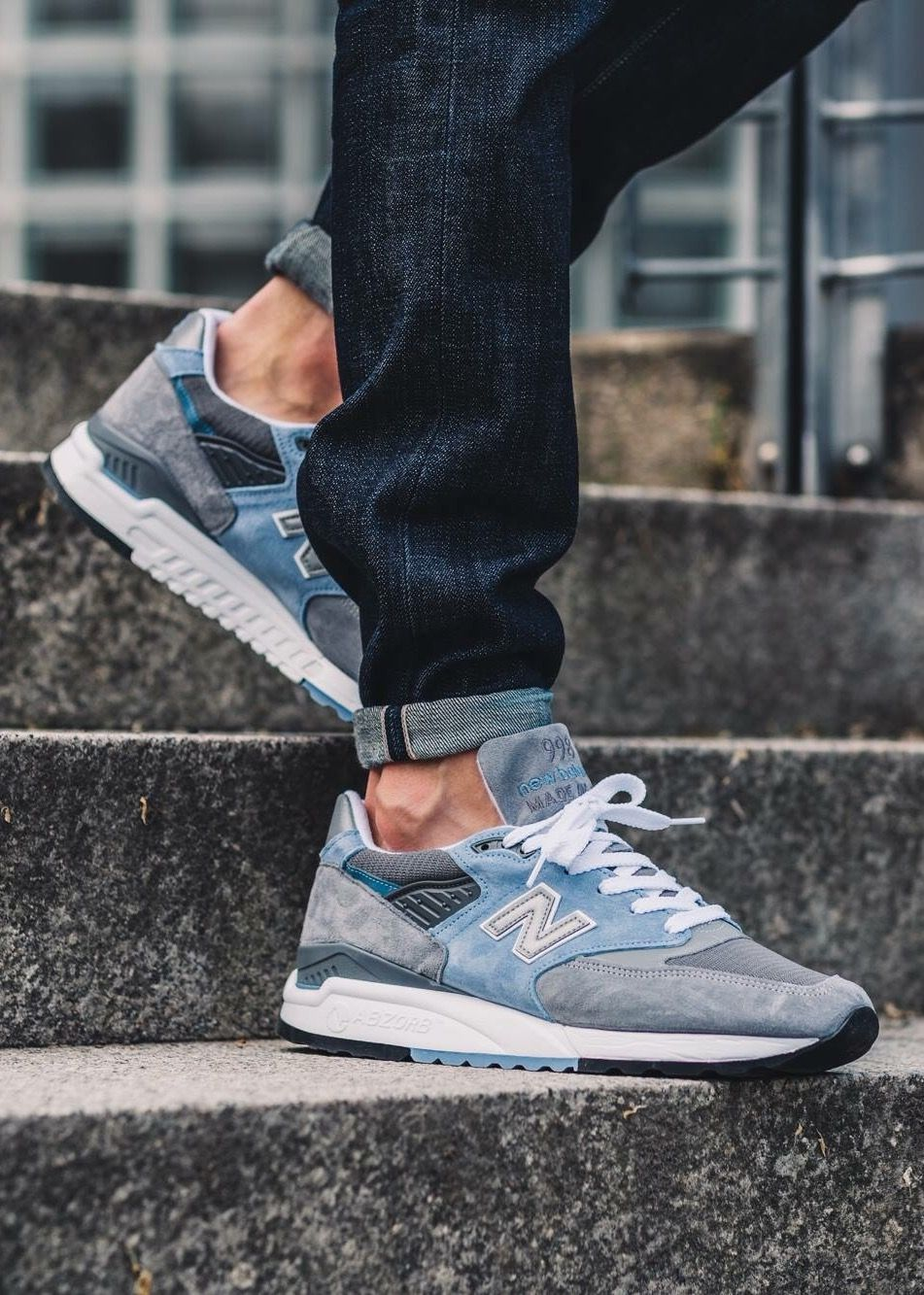 separation shoes 601b8 79b74 New Balance 998 | Sneakers in 2019 | Mens fashion shoes, New ...