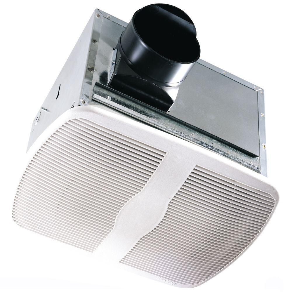 Air King Quiet Zone 80 Cfm Ceiling Bathroom Exhaust Fan White