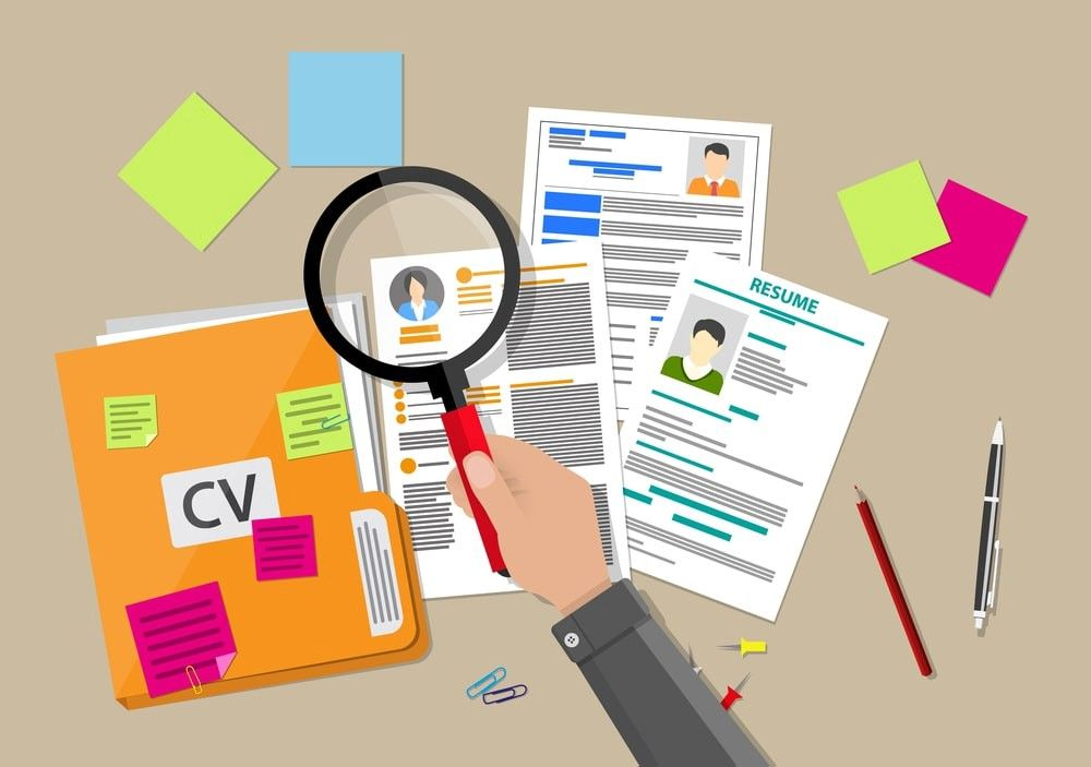 How to Select a Resume file name CV Simply Job search