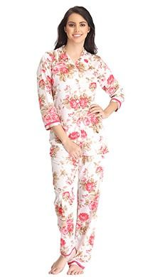 83a877323a7 Womens Pajamas sets online Shopping India - Buy Exclusive collection of  cotton pyjamas