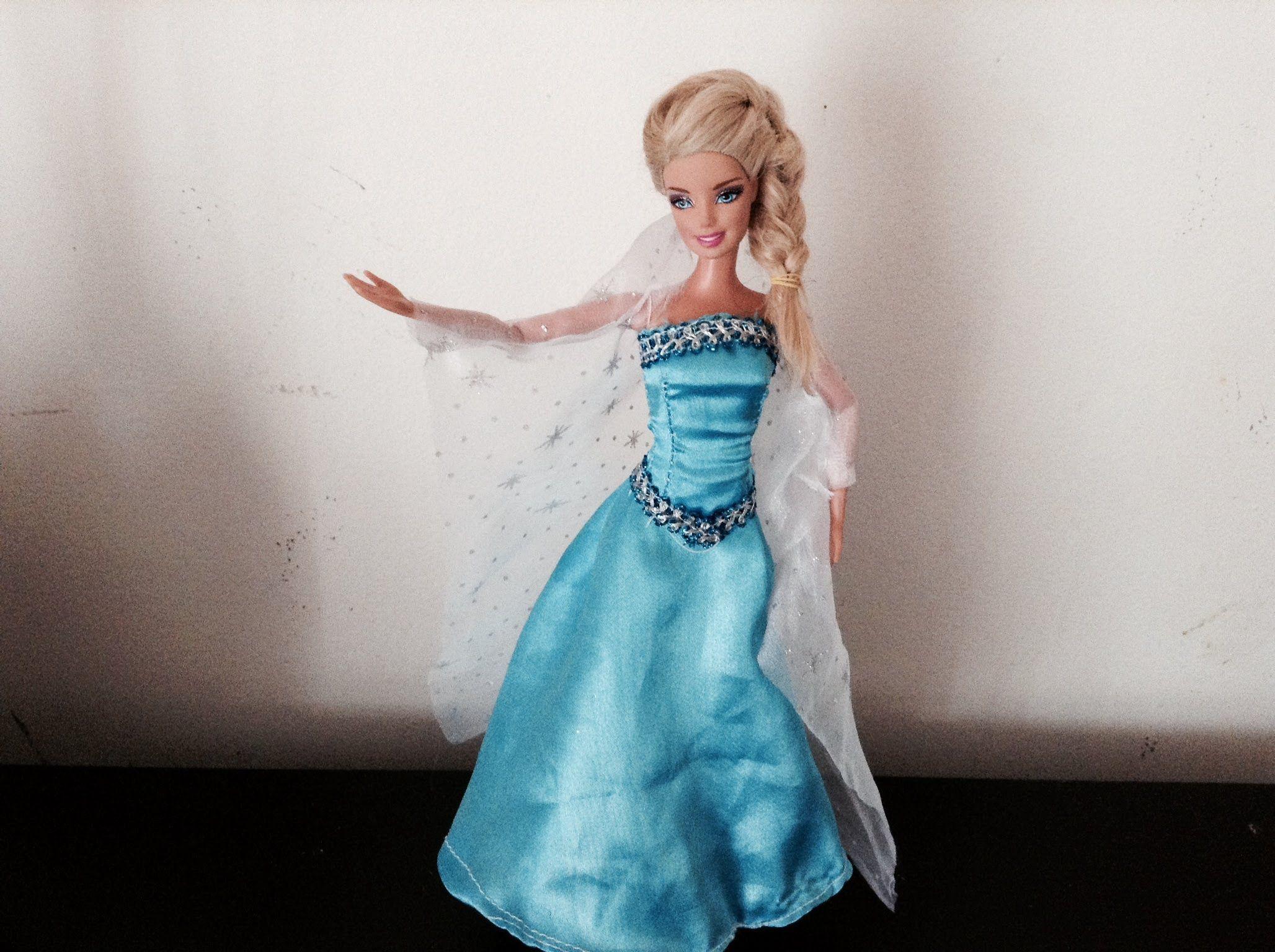 EPISODIO92.COMO HACER VESTIDO DE ELSA DE Frozen | Costura ...