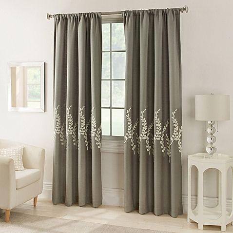Laurel Window Curtain Panel Panel Curtains Curtains Drapes