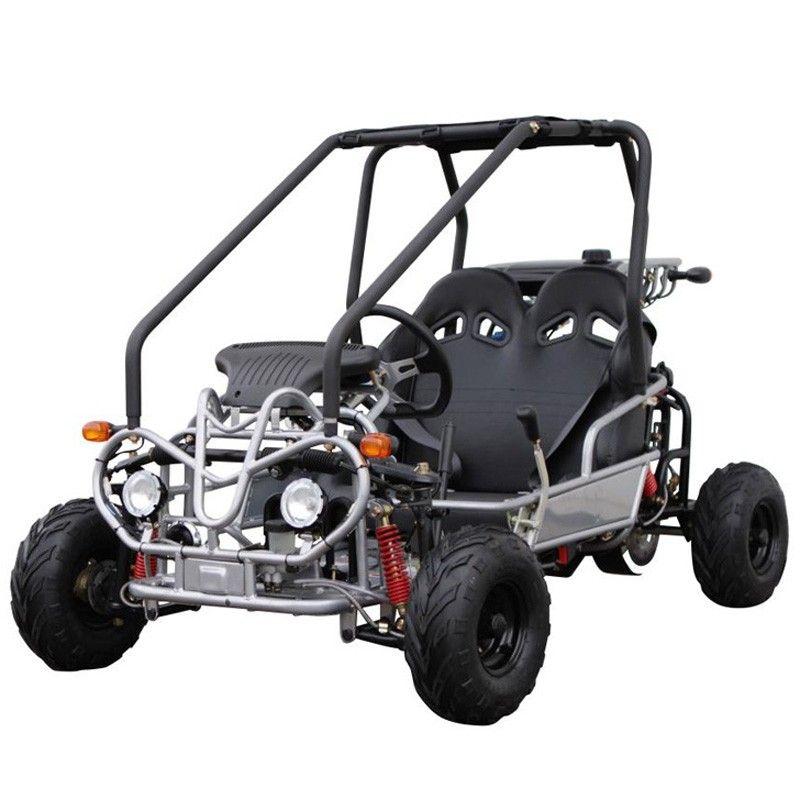 Special Sales - 110cc Bigger Frame Kids Size Go Kart W/Reverse ...