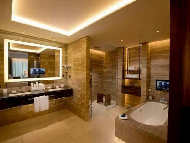 Pind96 On Id  Pinterest Simple Luxury Hotel Bathroom Design Inspiration