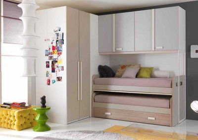 Cameretta Spar Junior One 507 Home Kids Bedroom For Small Space