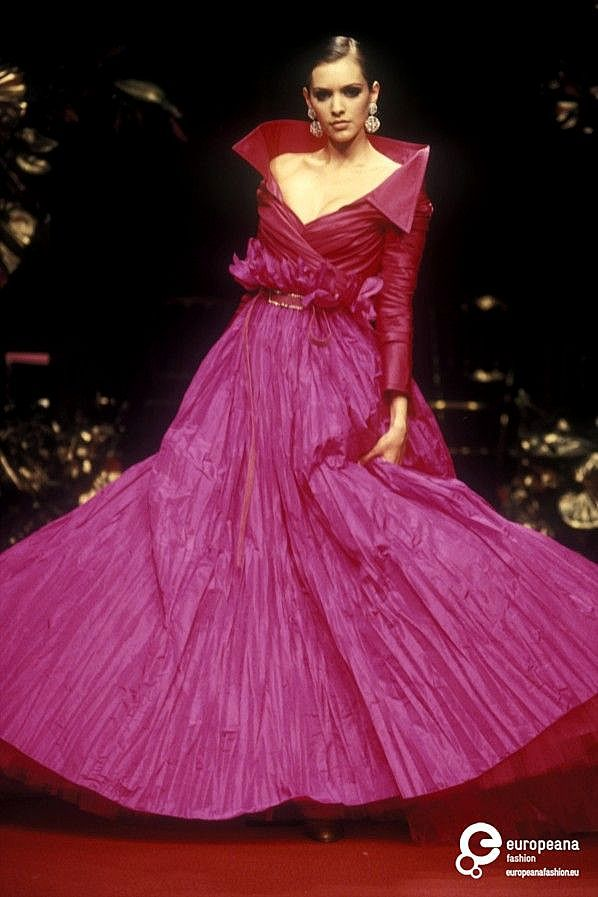 1994 Christian Dior, Autumn-Winter, Couture | CHRISTIAN DIOR BY ...