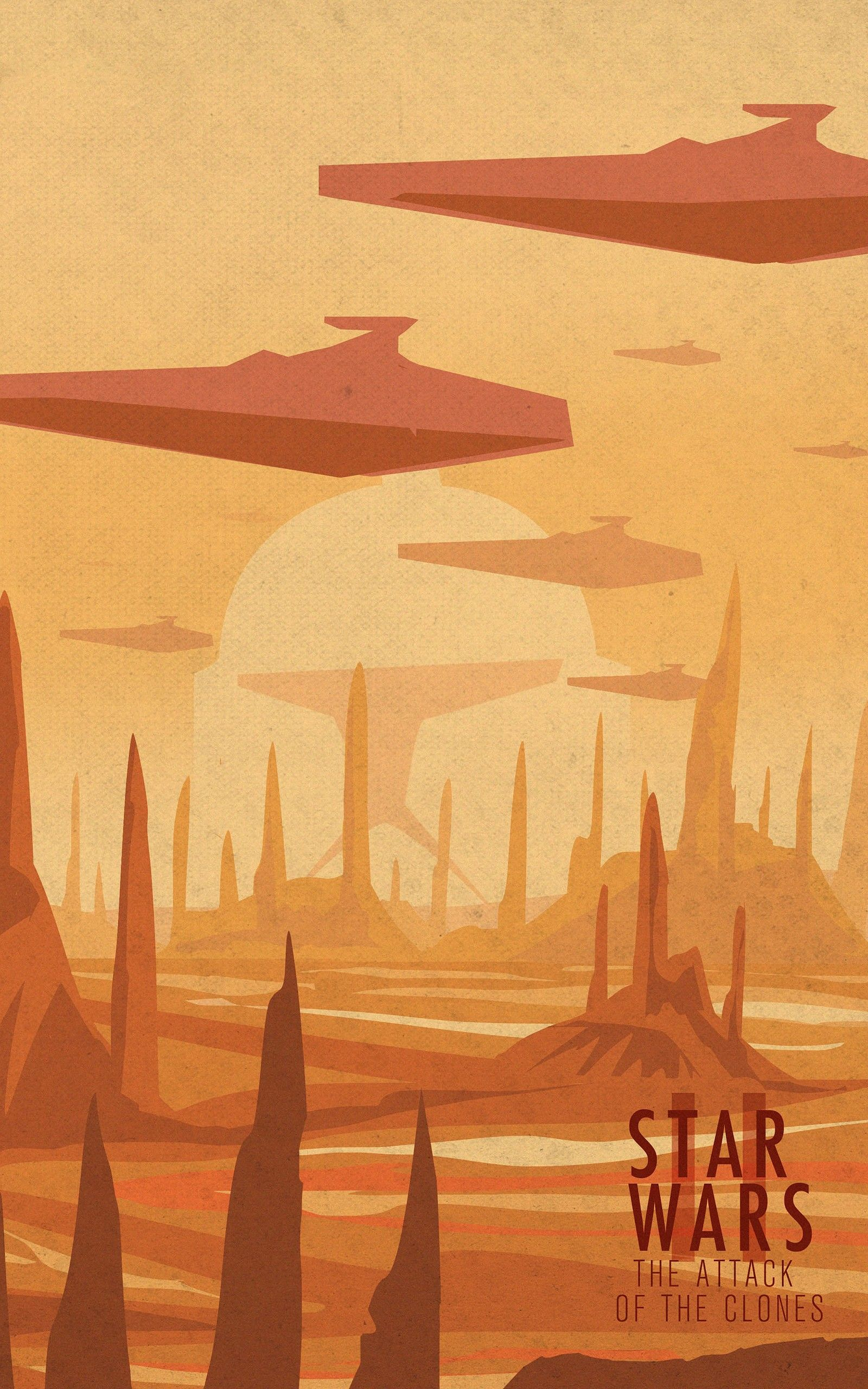 Download Hd Wallpapers Of 299931 Star Wars Minimalism Star Wars Episode Ii The Attack Of Th Star Wars Travel Posters Star Wars Poster Star Wars Poster Art