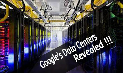 Google Infrastructure: A mystery about Google's Data Center revealed.