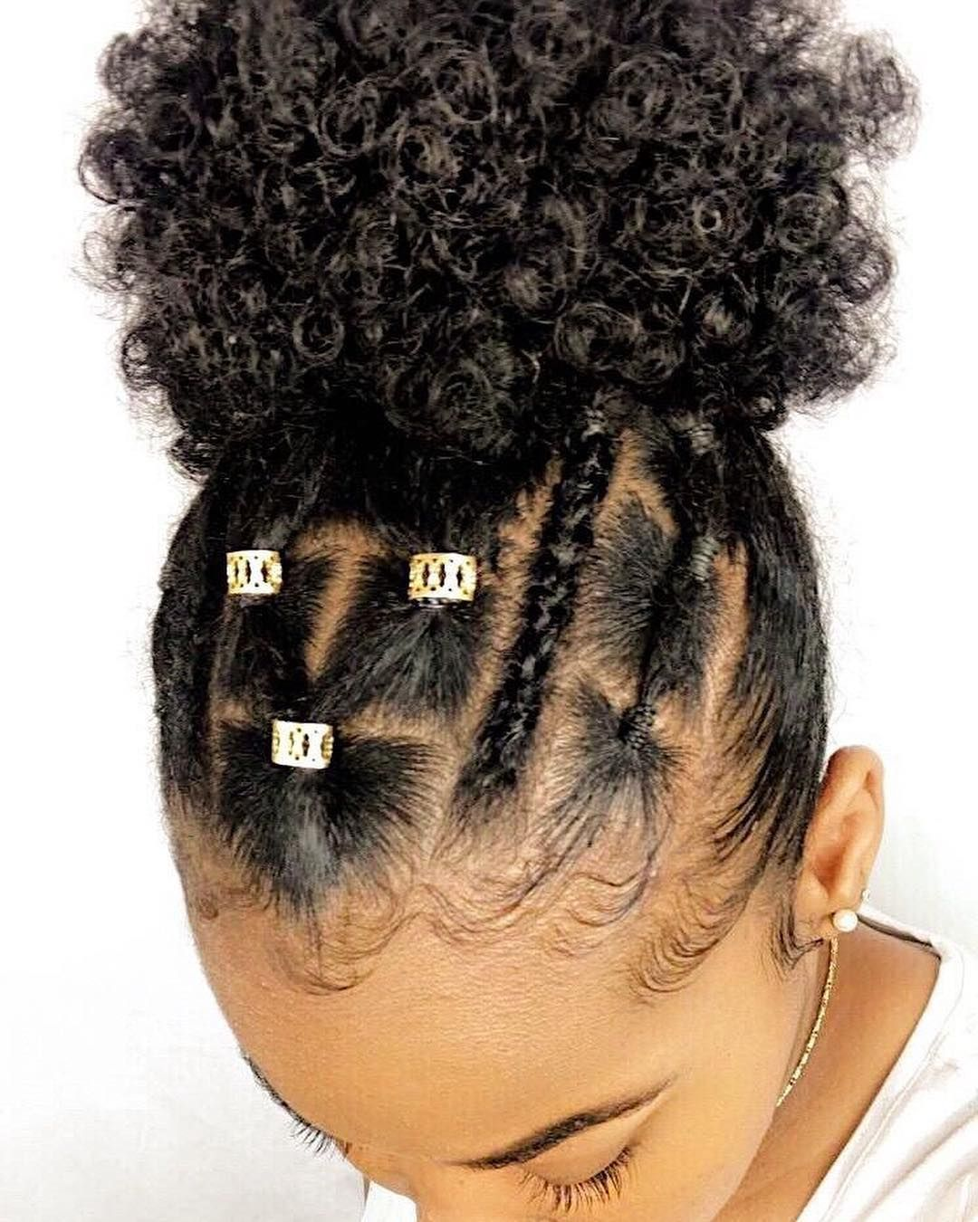 28+ Protective hairstyles for short natural hair trends