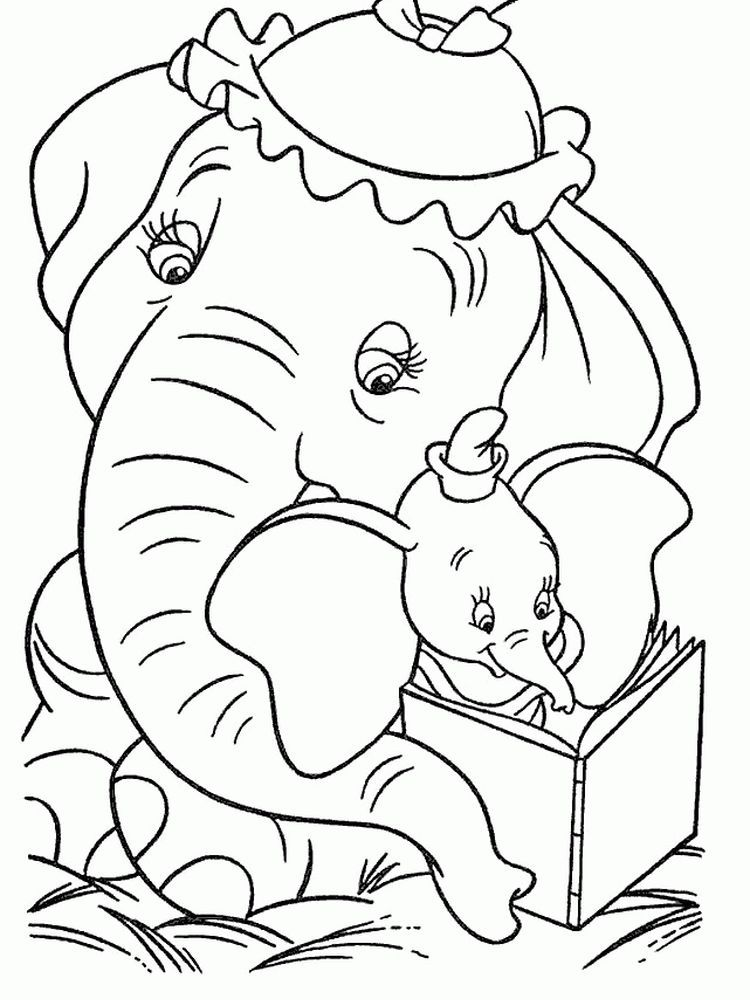 Dumbo Christmas Coloring Pages Disney Fans Certainly Know About The Elephant Film Dumbo Du In 2020 Elephant Coloring Page Disney Coloring Pages Animal Coloring Pages