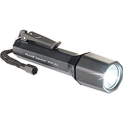 Pelican 2010 SabreLite LED Flashlight - Black