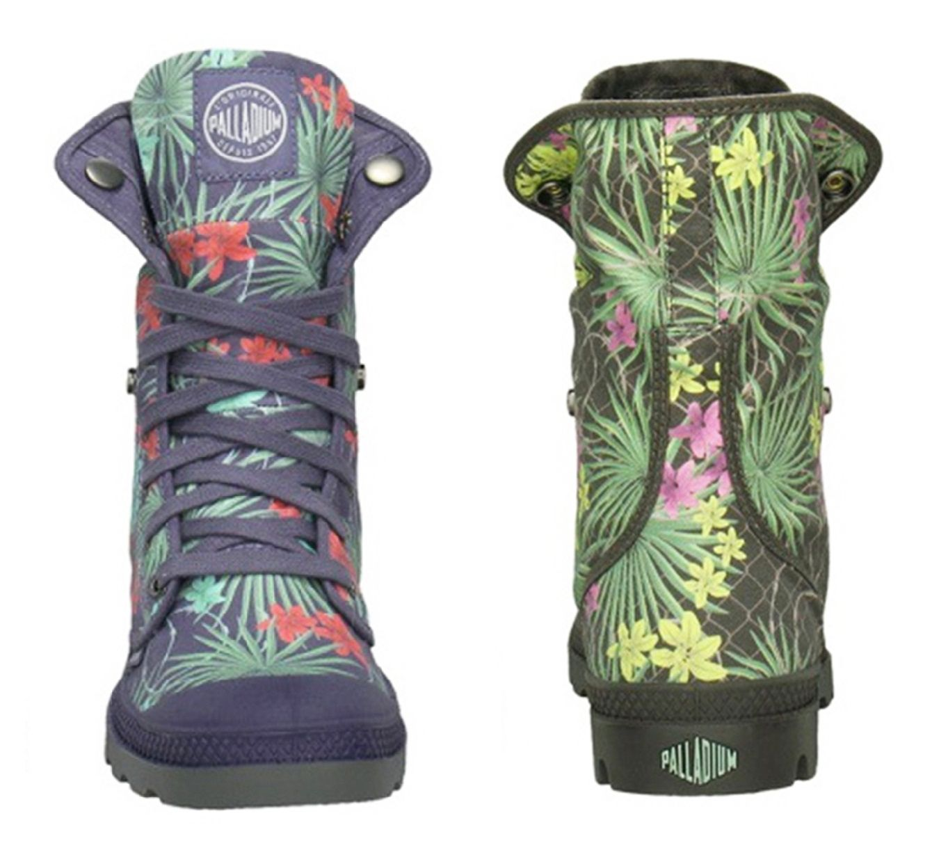 By Gitmo Pattern jv Tropical Camo Boots Palladium Commission aRqwE5Rf