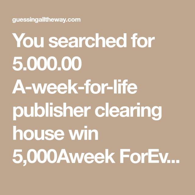 Win forever 5000
