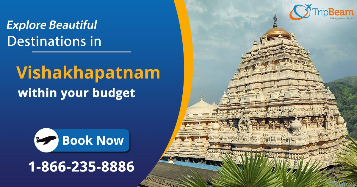 Explore Beautiful destinations in #Vishakhapatnam within your budget! Enquire your flight now from #Austin to #Vishakhapatnam at #Tripbeam!  For more information: Contact us at 1-866-235-8886 (Toll-Free).  #IncredibleIndia #AndhraPradesh #vacations #destinations #beautifuldestinations #cheapflightdeals #USA #india #travellers #travellovers #Indian #tourists #tour #travel #flightbooking #holidaypackage #flightbookingonline