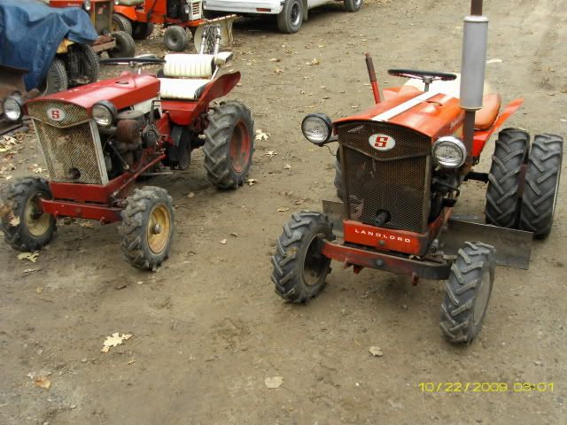 vintage garden tractors Google Search TechReference Pinterest