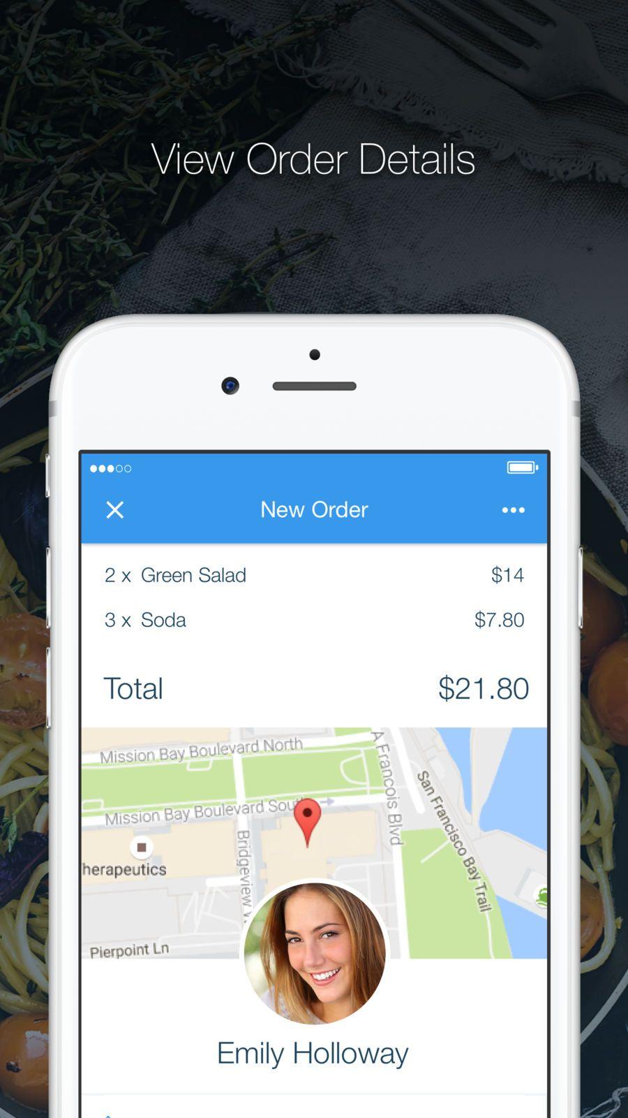 Wix Restaurants Drinkampappsios Restaurant app, Wix