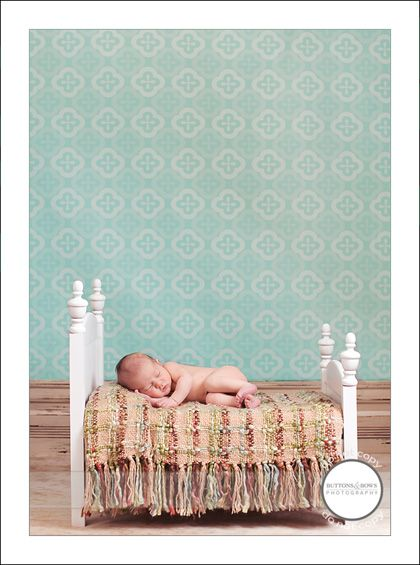 Sleeping baby background