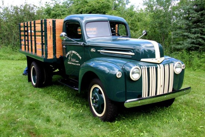 Ford Truck 1940 S Old Farm Truck Pickup Trucks Classic Trucks