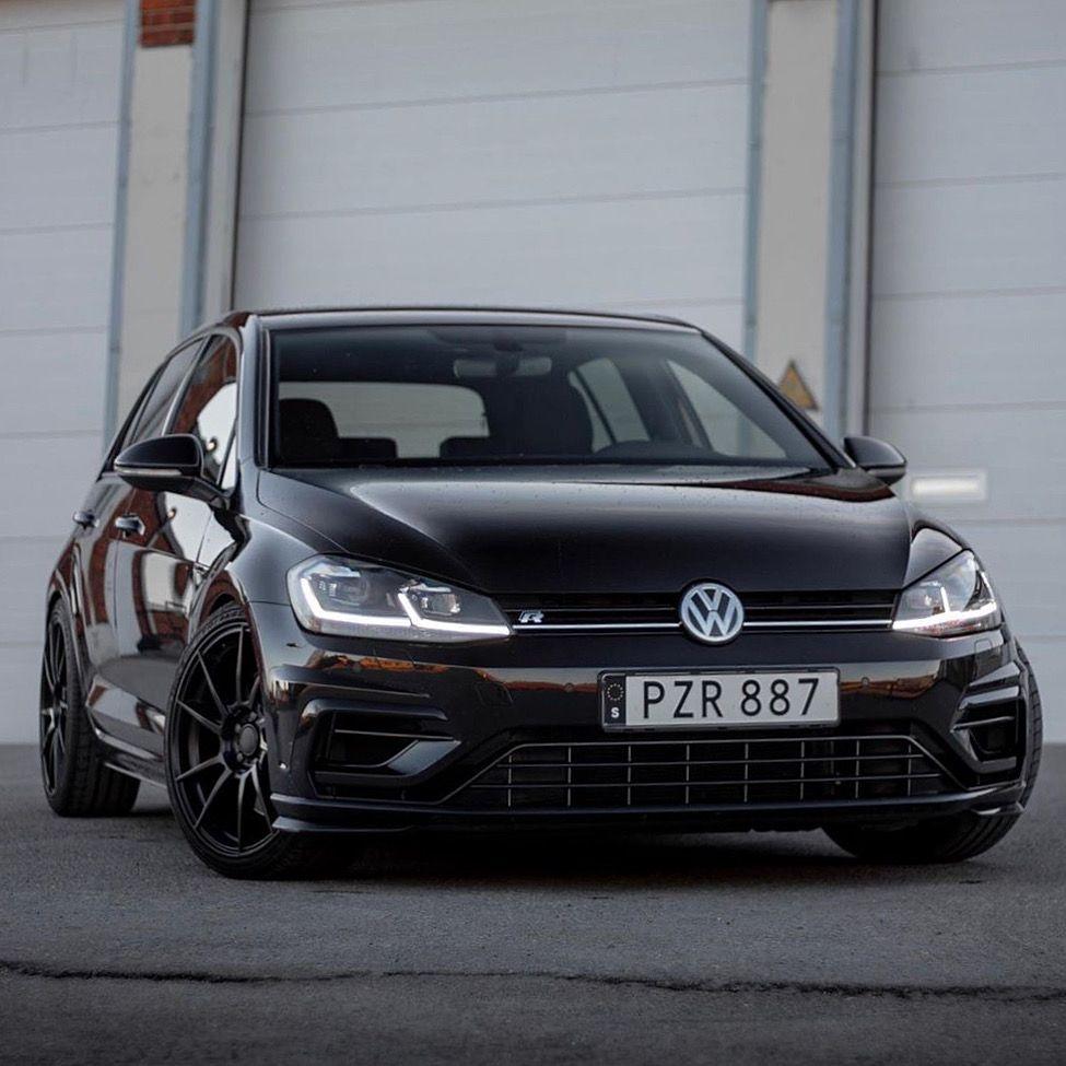 Golf 7 5 R Volkswagen Golf Vw Campervan Volkswagen