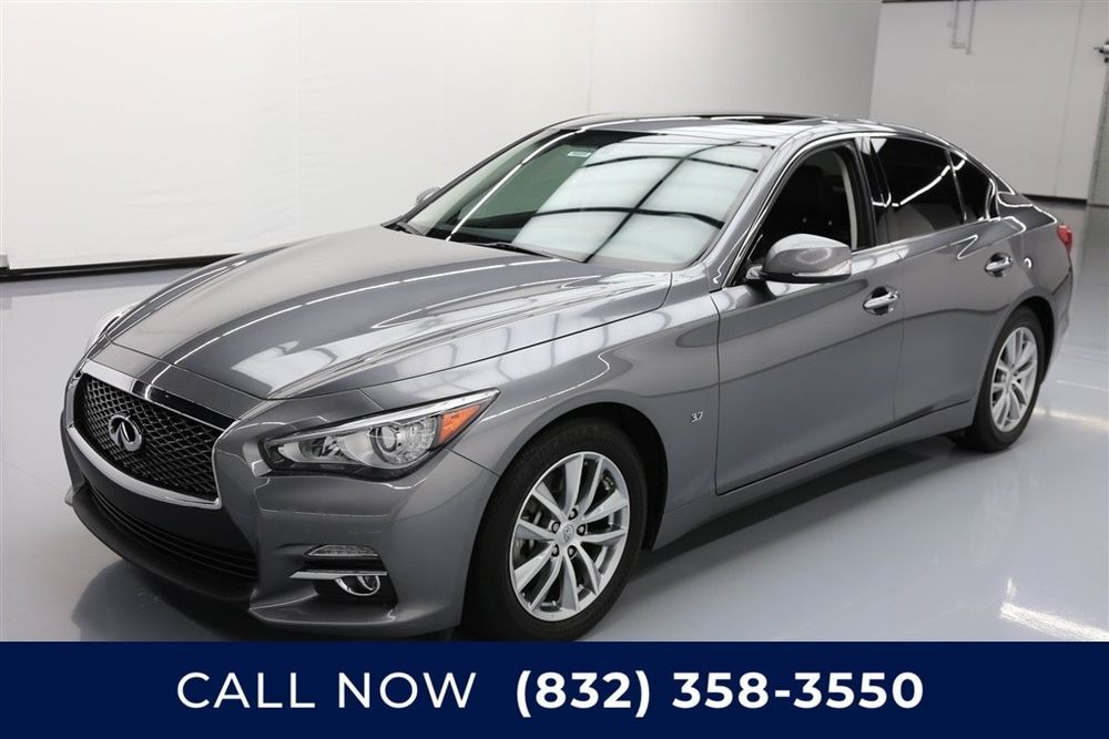 Infiniti Q50 4dr Sedan Texas Direct Auto 2014 4dr Sedan