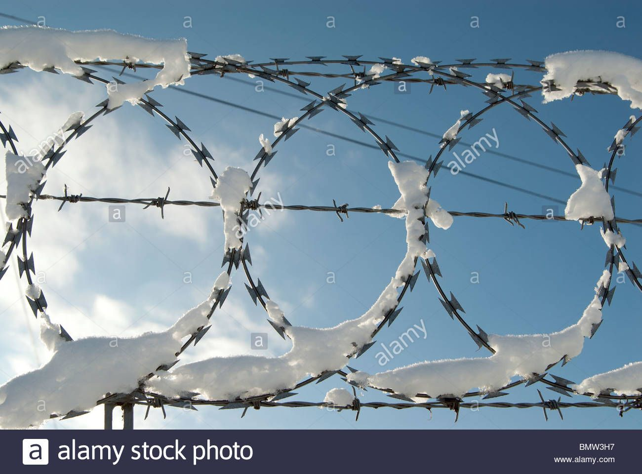 My new Pin razor-wire-or-barbed-tape-and-also-barbed-wire-with ...