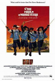 Watch The Four Musketeers: Milady's Revenge Full-Movie Streaming